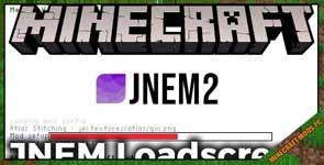 JNEM Loadscreen Mod 1.16.3/1.15.2/1.14.4