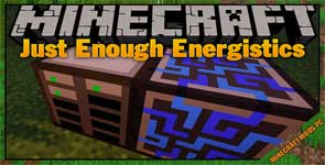 Just Enough Energistics (JEE) Mod 1.12.2