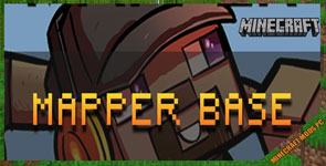 Mapper Base Mod 1.16.4/1.16.3/1.15.2