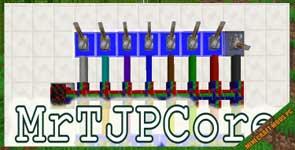 MrTJPCore Mod 1.12.2/1.10.2/1.7.10