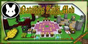 Nature's Aura Mod 1.16.4/1.15.2/1.12.2