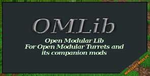 OMLib Mod 1.12.2/1.11.2/1.10.2