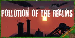 Pollution of the Realms Mod 1.12.2