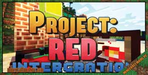 Project Red – Integration Mod 1.12.2/1.10.2/1.7.10