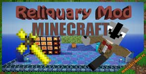 Reliquary v1.3 Mod 1.16.4/1.12.2/1.7.10