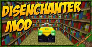 The Disenchanter Mod 1.12.2/1.11.2/1.10.2