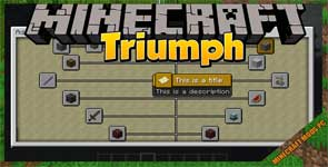 Triumph Mod 1.12.2/1.7.10