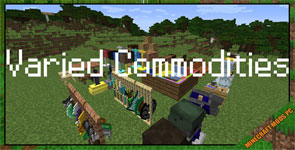Varied Commodities Mod 1.12.2/1.11.2