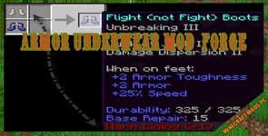 Armor Underwear Mod [FORGE] 1.16.5/1.16.4/1.12.2