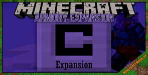 Armory Expansion Mod 1.12.2