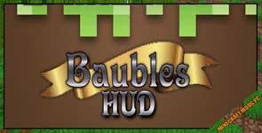 BaublesHud Mod 1.12.2/1.11.2/1.10.2