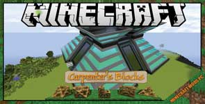 Carpenter's Blocks Mod 1.7.10/1.6.4/1.5.2