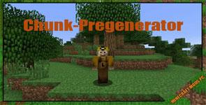 Chunk-Pregenerator Mod 1.16.4/1.15.2/1.12.2