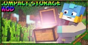 CompactStorage Mod 1.16.5/1.15.2/1.12.2