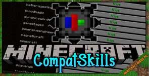 CompatSkills Mod 1.12.2