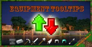 Equipment Tooltips Mod 1.15.2/1.14.4/1.12.2