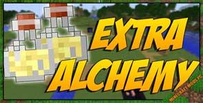 Extra Alchemy Mod 1.16.4/1.15.2/1.12.2