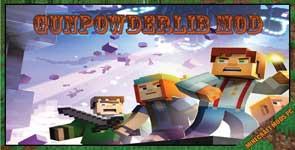 GunpowderLib Mod 1.16.5/1.12.2