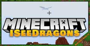 ISeeDragons Mod 1.12.2