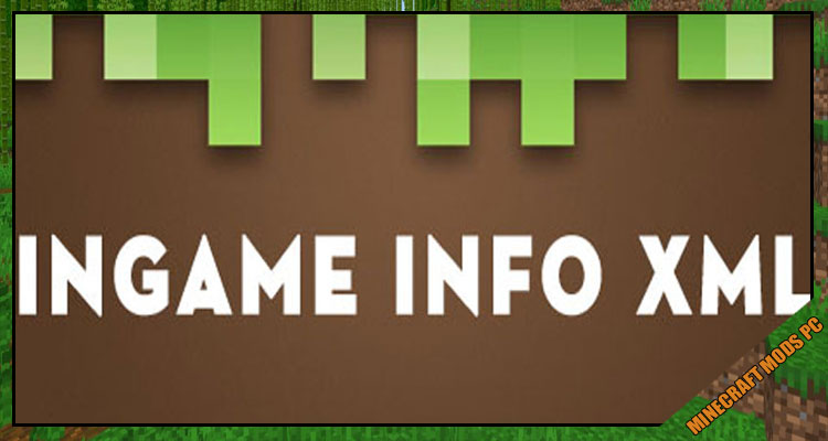 InGame Info XML