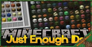 JustEnoughIDs Mod 1.12.2