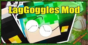 LagGoggles Mod 1.12.2/1.10.2