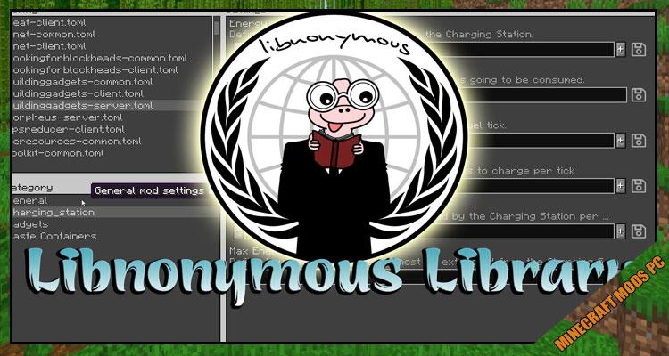 Libnonymous