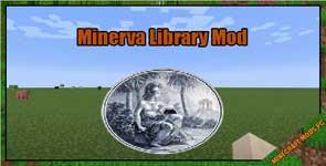 Minerva Library Mod 1.12.2