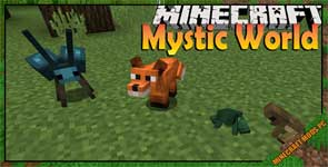 Mystical World Mod 1.16.4/1.15.2/1.12.2