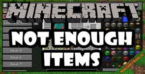 NotEnoughItems Mod 1.8.9/1.7.10/1.6.4