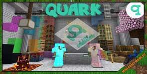 Quark Oddities Mod 1.16.5/1.15.2/1.12.2
