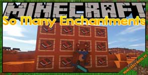 So Many Enchantments Mod 1.12.2/1.11.2/1.10.2