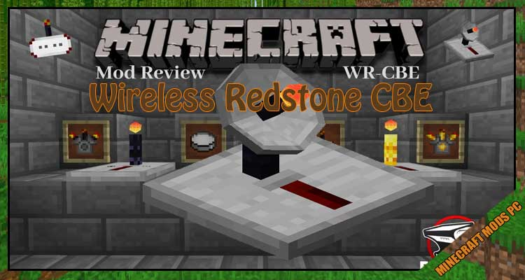 Wireless Redstone CBE