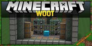 Woot Mod 1.16.5/1.15.2/1.12.2