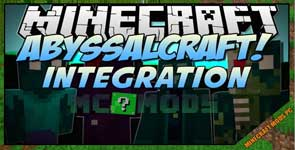 AbyssalCraft Integration Mod 1.12.2/1.10.2/1.7.10