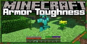 Armor Toughness Bar Mod 1.16.4/1.15.2/1.12.2