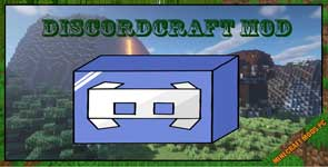 DiscordCraft Mod 1.12.2