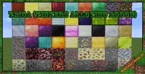 TAIGA (Tinkers alloying addon) Mod 1.14.4/1.12.2