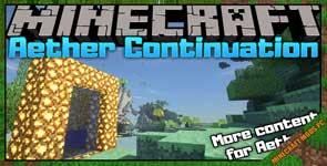 Aether Continuation Mod 1.12.2
