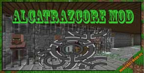 AlcatrazCore Mod 1.12.2