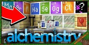 Alchemistry Mod 1.16.5/1.15.2/1.12.2