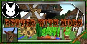 Better With Mods 1.12.2/1.11.2/1.10.2
