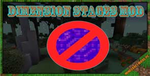 Dimension Stages Mod 1.12.2/1.11.2