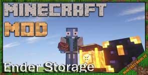 Ender Storage Mod 1.7.10/1.6.4/1.5.2