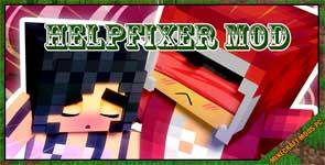 HelpFixer Mod 1.12.2/1.10.2/1.7.10