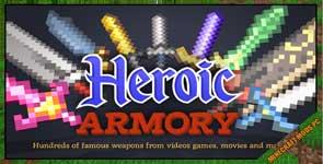 Heroic Armory Mod 1.12.2