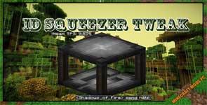 ID Squeezer Tweak Mod 1.12.2