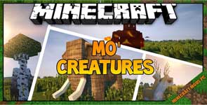 Mo' Creatures Mod 1.12.2/1.10.2/1.7.10