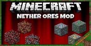 NetherOres Mod 1.7.10/1.6.4