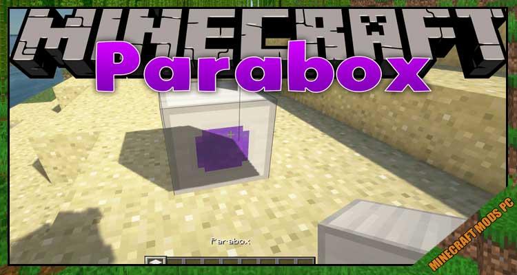 Parabox Mod 1.12.2